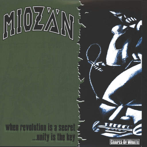 "Miozän: When Revolution Is A Secret ...Unity Is The Key / Lost In The USA, 7"" Single (Vinyl)"