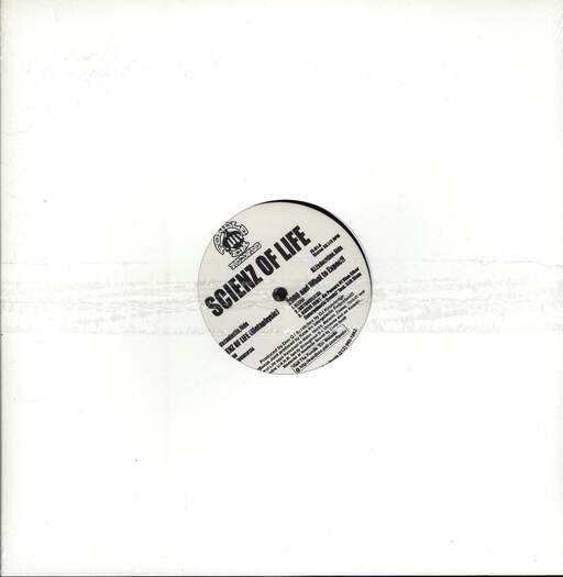 "Scienz Of Life: Scienz Of Life (Metaphysic), 12"" Maxi Single (Vinyl)"