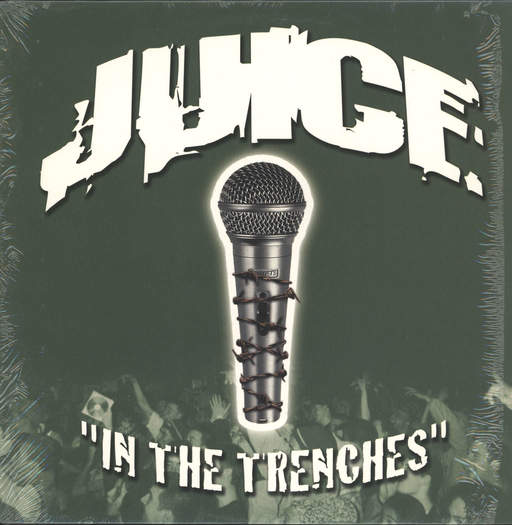 "J.U.I.C.E.: In The Trenches, 12"" Maxi Single (Vinyl)"