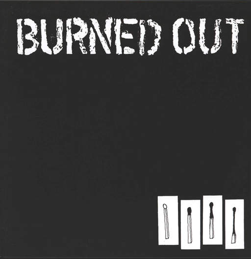 Burned Out: Burned Out, LP (Vinyl)