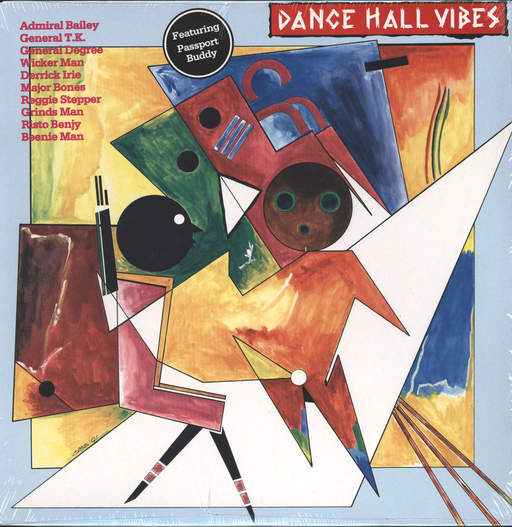 Various: Dance Hall Vibes, LP (Vinyl)