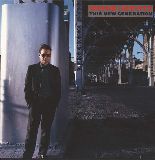 Wayne Horvitz: This New Generation, LP (Vinyl)
