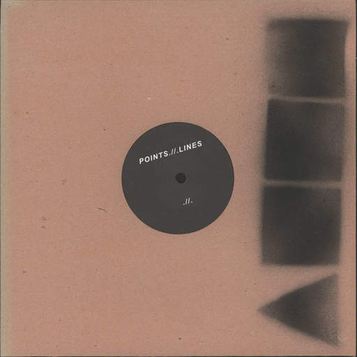 "Various: Points.//.Lines, 10"" Vinyl EP"