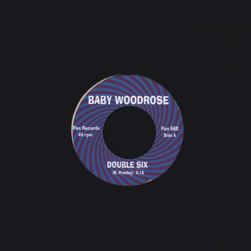 "Baby Woodrose: Double Six / That's How Strong My Love Is, 7"" Single (Vinyl)"