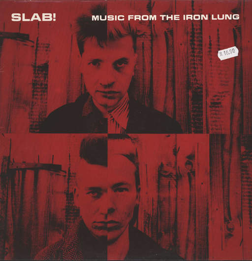 Slab: Music From The Iron Lung, Mini LP (Vinyl)