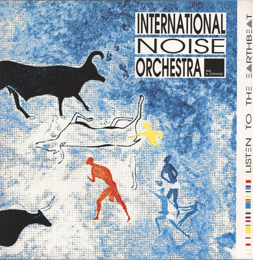 International Noise Orchestra: Listen To The Earthbeat, LP (Vinyl)