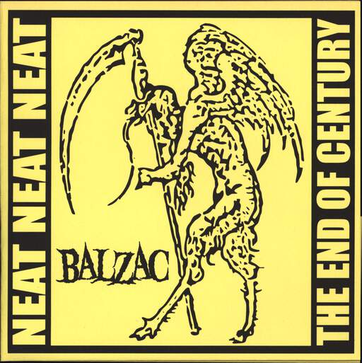 Balzac: Neat Neat Neat / The End Of The Century, Flexi Disc