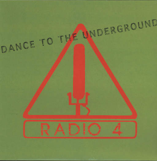 "Radio 4: Dance To The Underground, 12"" Maxi Single (Vinyl)"