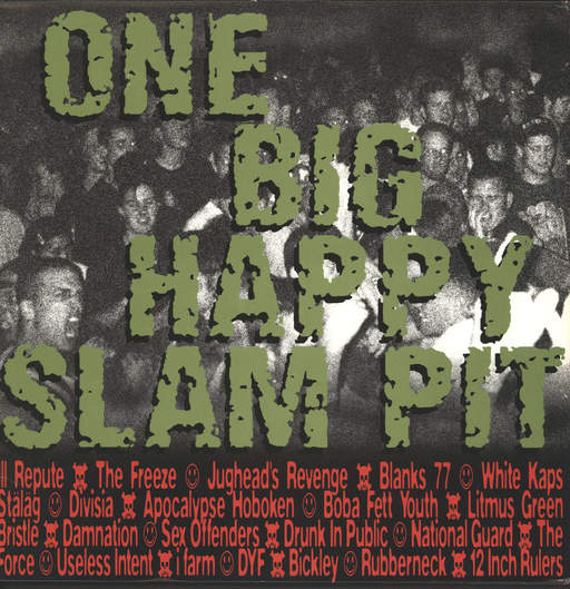 Various: One Big Happy Slam Pit, LP (Vinyl)