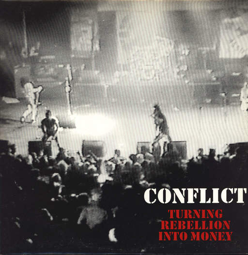 Conflict: Turning Rebellion Into Money, LP (Vinyl)