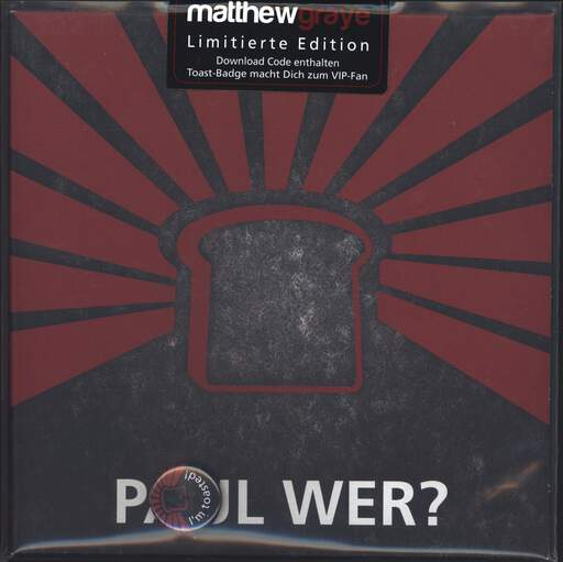 "Matthew Graye: Paul wer?, 7"" Single (Vinyl)"