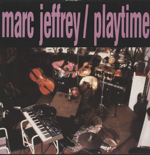 Jeffrey, Marc: Playtime, LP (Vinyl)