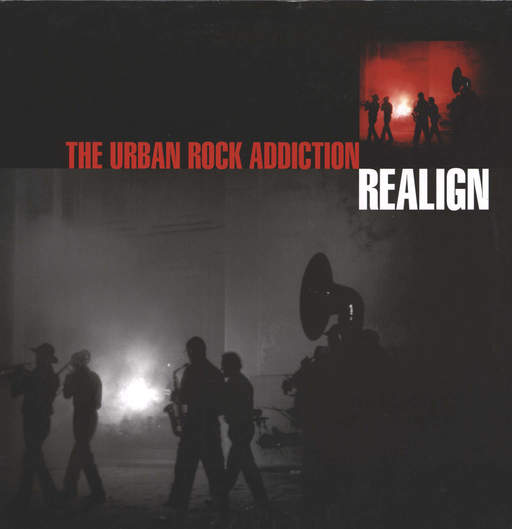 Realign: The Urban Rock Addiction, LP (Vinyl)