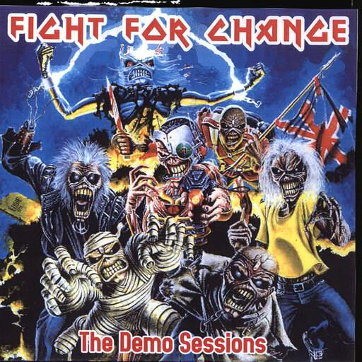 "Fight For Change: The Demo Sessions, 7"" Single (Vinyl)"