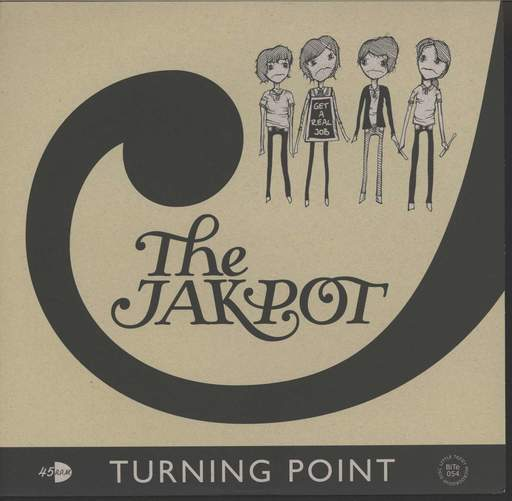 "Jakpot: Turning Point, 10"" Vinyl EP"