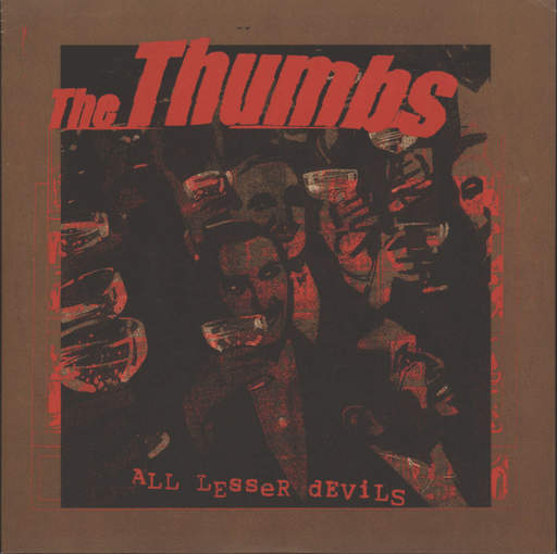 "Thumbs: All Lesser Devils, 7"" Single (Vinyl)"
