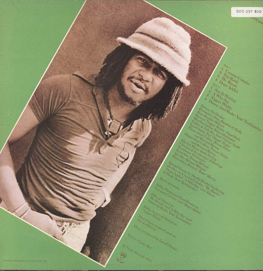 Dunbar, Sly: Simple Sly Man, LP (Vinyl)