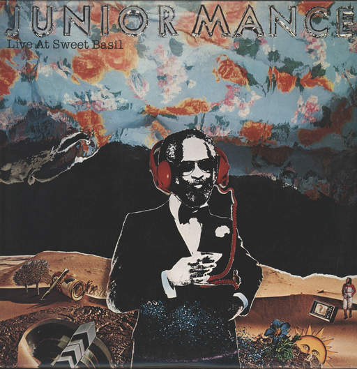 Mance, Junior: Live At Sweet Basil, LP (Vinyl)