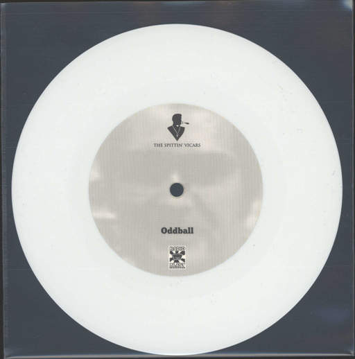 "Spittin' Vicars: Oddball, 7"" Single (Vinyl)"