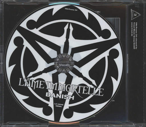 L´âme Immortelle: Banish, Mini CD
