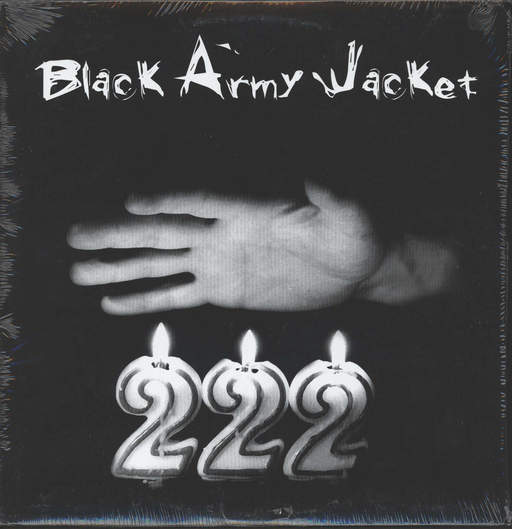Black Army Jacket: 222, LP (Vinyl)