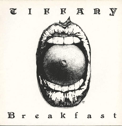 Tiffany: Breakfast, LP (Vinyl)