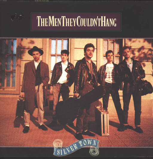 The Men They Couldn't Hang: Silver Town, LP (Vinyl)