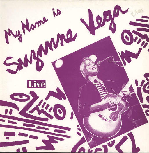 Suzanne Vega: My Name Is Suzanne Vega Live, LP (Vinyl)