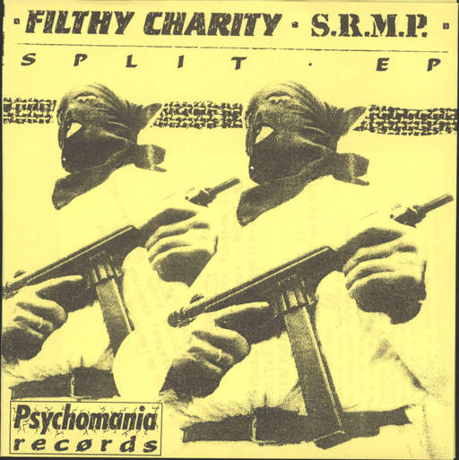 "Filthy Charity: Split EP, 7"" Single (Vinyl)"