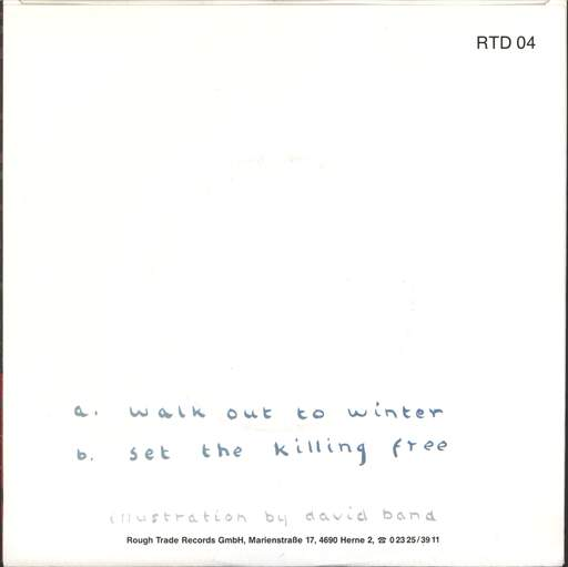 "Aztec Camera: Walk Out To Winter / Set The Killing Free, 7"" Single (Vinyl)"