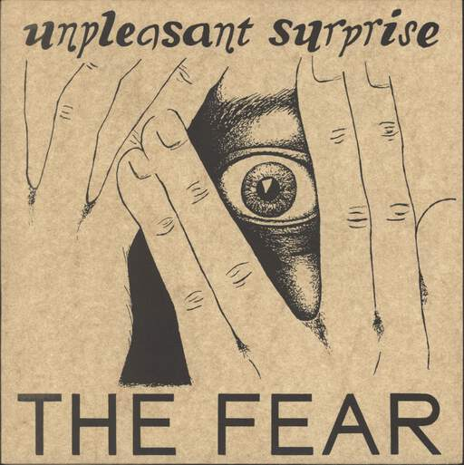 "Unpleasant Surprise: The Fear, 7"" Single (Vinyl)"