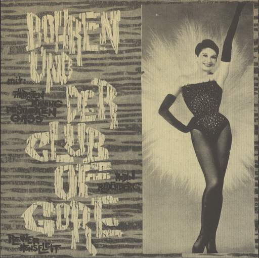 "Bohren & Der Club Of Gore: Untitled, 7"" Single (Vinyl)"