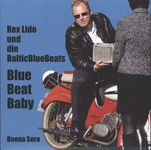 "Rex Lido Und Die Baltic Blue Beats: Blue Beat Baby, 7"" Single (Vinyl)"