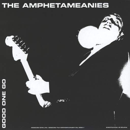 "Amphetameanies: Good One Go, 7"" Single (Vinyl)"