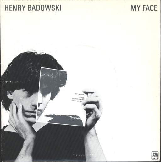 "Henry Badowski: My Face, 7"" Single (Vinyl)"