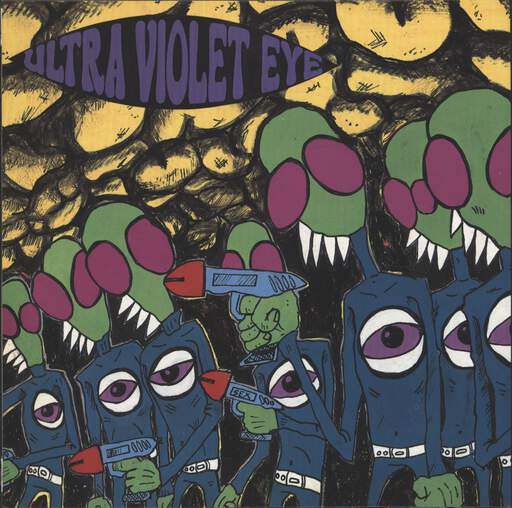 "Ultra Violet Eye: Parrot Polynesia, 7"" Single (Vinyl)"