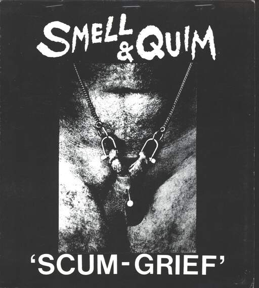 Smell & Quim: Scum-Grief, Flexi Disc