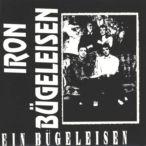 "Iron Bügeleisen: Ein Bügeleisen, 7"" Single (Vinyl)"