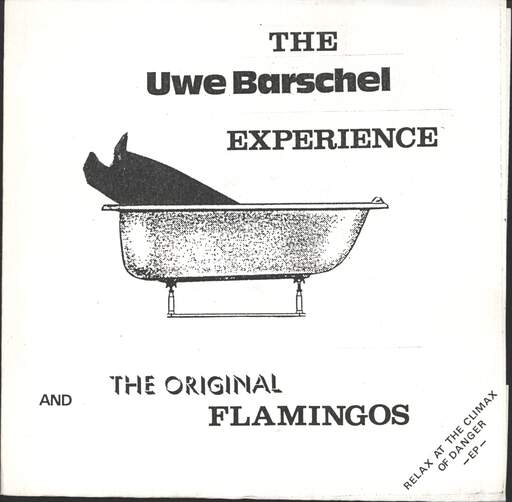 "Original Flamingos: Relax at the Climax of Danger, 7"" Single (Vinyl)"