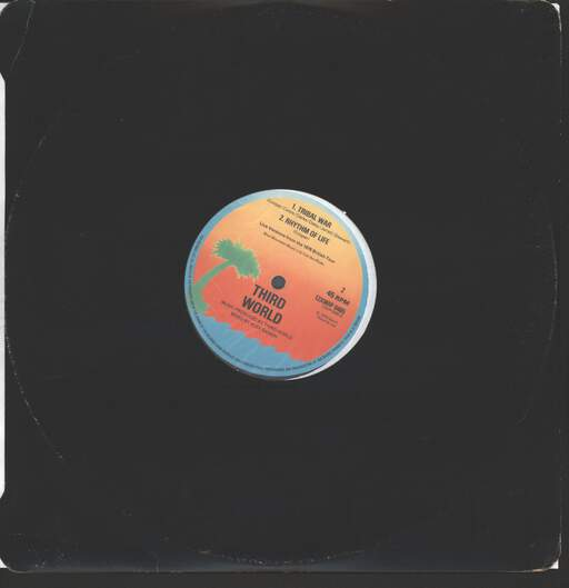 "Third World: One Cold Vibe (Couldn't Stop Dis Ya Boogie), 12"" Maxi Single (Vinyl)"