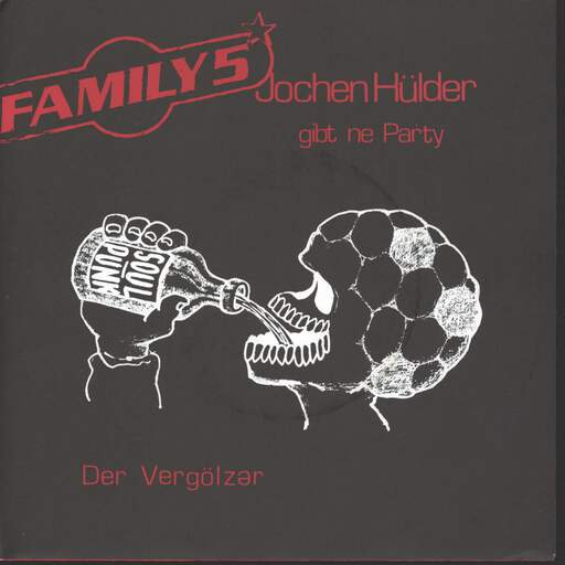 "Family 5: Jochen Hülder Gibt Ne Party, 7"" Single (Vinyl)"