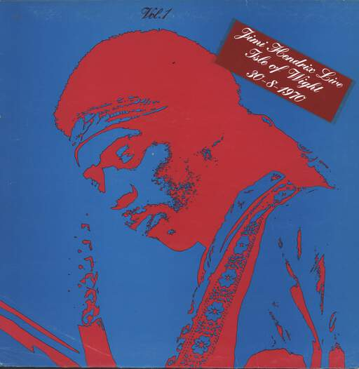 Jimi Hendrix: Isle Of Wight Vol. 1, LP (Vinyl)