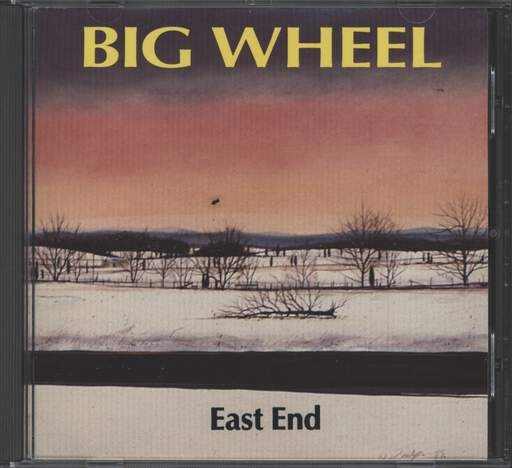 Big Wheel: East End, CD