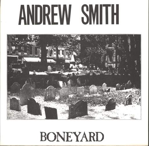 "Andrew Smith: Boneyard, 7"" Single (Vinyl)"
