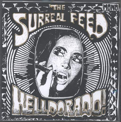 "Surreal Feed: Helldorado, 7"" Single (Vinyl)"