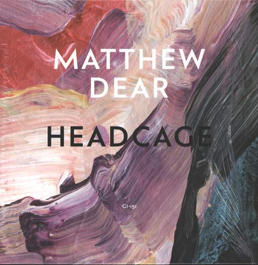 "Matthew Dear: Headcage EP, 12"" Maxi Single (Vinyl)"
