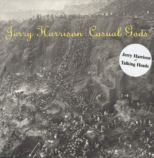 Jerry Harrison: Casual Gods, LP (Vinyl)