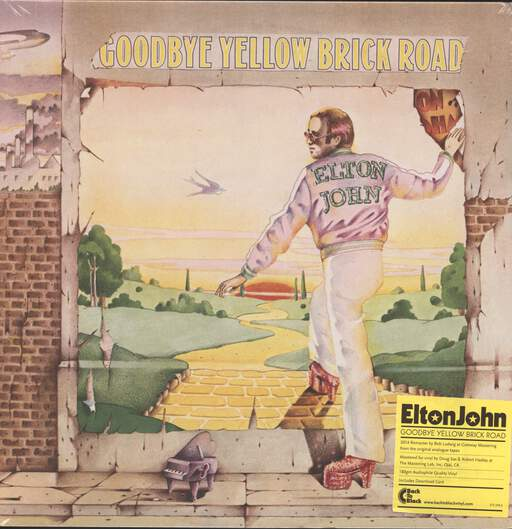 Elton John: Goodbye Yellow Brick Road, LP (Vinyl)