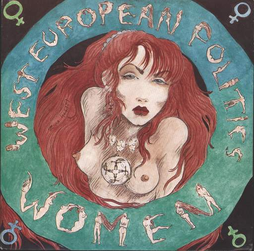 "West European Politics: Women, 7"" Single (Vinyl)"