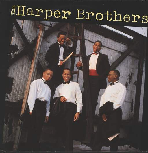 Harper Brothers: The Harper Brothers, LP (Vinyl)